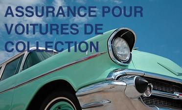 Assurance pour voitures de collection